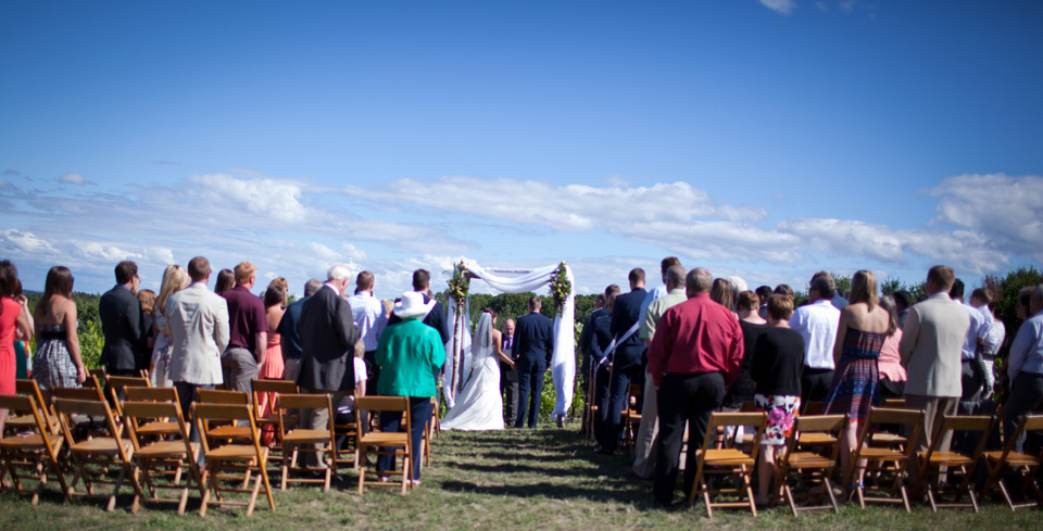 Bryan And Corrie Married At Black Star Farms In Suttons Bay Michigan Check Out These Great Pictures Of A Wonderful